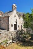 Ciudad vieja de la barra, Montenegro Imagen de archivo libre de regalías