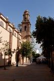 Ciudad vieja de la catedral de Gran Canaria Fotografía de archivo