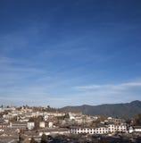 Ciudad vieja de Lijiang Fotos de archivo