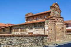Ciudad vieja de Nessebar foto de archivo