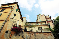 Ciudad vieja de Niza, francés Reviera, Francia Imagen de archivo libre de regalías
