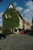 Ciudad vieja de Nuremberg Fotos de archivo libres de regalías