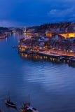 Ciudad vieja de Oporto, Portugal Fotografía de archivo libre de regalías