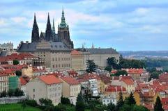 Ciudad vieja de Praga Imagen de archivo