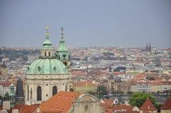 Ciudad vieja de Praga, República Checa Foto de archivo libre de regalías