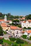 Ciudad vieja de Sintra, Portugal Imagen de archivo libre de regalías