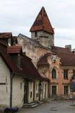 Ciudad vieja de Tallin Imagen de archivo