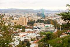 Ciudad vieja de Tbilisi Foto de archivo