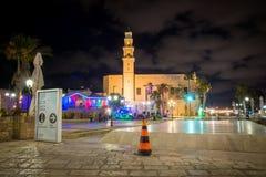 Ciudad vieja de Tel Aviv Imágenes de archivo libres de regalías