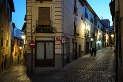 Ciudad vieja de Toledo Imagen de archivo