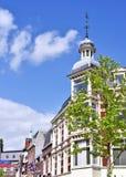 Ciudad vieja de Venlo Fotos de archivo
