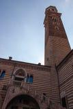 Ciudad vieja de Verona Fotos de archivo