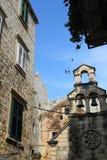 Ciudad vieja Dubrovnik Imágenes de archivo libres de regalías