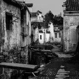 Ciudad vieja en China Fotos de archivo