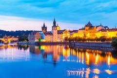Ciudad vieja en Praga, República Checa fotos de archivo libres de regalías