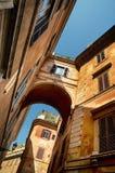 Ciudad vieja en Roma - Italia Fotografía de archivo libre de regalías