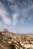 Ciudad vieja en Turquía Imagen de archivo libre de regalías
