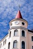 Ciudad vieja en Vyborg Foto de archivo libre de regalías