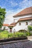 Ciudad vieja en Vyborg Fotografía de archivo