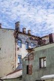 Ciudad vieja en Vyborg Imagen de archivo