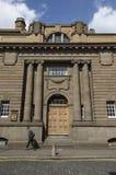 Ciudad vieja Hall Perth Scotland Reino Unido imagen de archivo libre de regalías