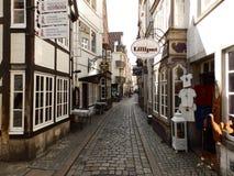 Ciudad vieja histórica, Alemania 8 Imagenes de archivo