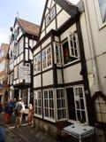 Ciudad vieja histórica, Alemania 9 Fotografía de archivo libre de regalías