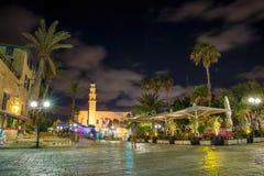 Ciudad vieja Jaffa Fotografía de archivo libre de regalías