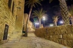 Ciudad vieja Jaffa Imagen de archivo