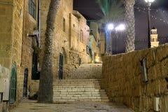 Ciudad vieja Jaffa Fotos de archivo libres de regalías