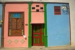 Ciudad vieja, La Habana, Cuba Imágenes de archivo libres de regalías