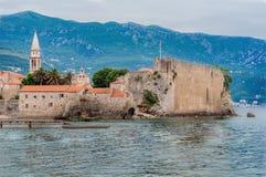 Ciudad vieja Montenegro de Kotor Fotos de archivo libres de regalías