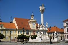 Ciudad vieja, Osijek, Croacia imagen de archivo