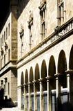 Ciudad vieja Palma de Mallorca imagenes de archivo