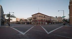 Ciudad vieja Pasadena Fotografía de archivo libre de regalías
