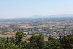 Ciudad vieja Perugia Imagenes de archivo
