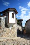 Ciudad vieja Plovdiv Fotografía de archivo libre de regalías