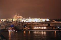 Ciudad vieja Praga Imagen de archivo libre de regalías
