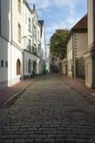 Ciudad vieja riga Imagen de archivo libre de regalías