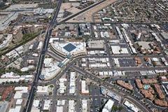 Ciudad vieja Scottsdale Imagen de archivo libre de regalías