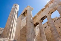 Ciudad vieja, viaje Europa, griega Imagen de archivo