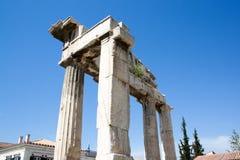 Ciudad vieja, viaje Europa, griega Imagenes de archivo