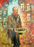 Ciudadano pobre de Bielorusia libre illustration
