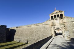 Ciudadela Royalty Free Stock Photos