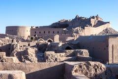 Ciudadela antigua del Bam imágenes de archivo libres de regalías