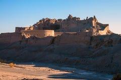 Ciudadela antigua del Bam fotografía de archivo libre de regalías