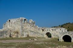 Ciudadela, Berati, Albania Fotos de archivo libres de regalías