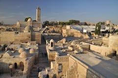 Ciudadela de Aleppo fotografía de archivo