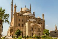 Ciudadela de El Cairo Foto de archivo libre de regalías