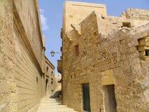 Ciudadela de Gozo, Malta imagen de archivo libre de regalías